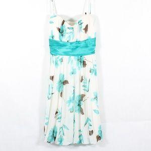 Speechless Womens Medium Floral Print Summer Dress